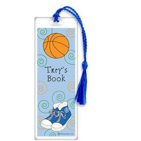 Basketball Star Personalized Bookmark (each)
