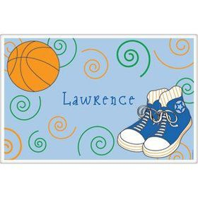 Basketball Star Personalized Placemat (each)