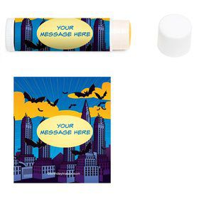 Bat Personalized Lip Balm (12 Pack)