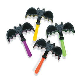 Bat Wing Clappers (12)