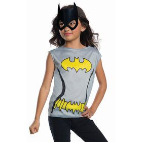 Batgirl Superhero Dress Up Set