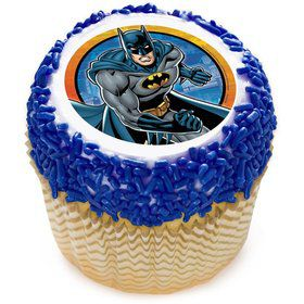 "Batman 2"" Edible Cupcake Topper (12 Images)"