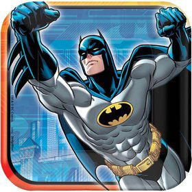 "Batman 7"" Cake Plates (8 Pack)"