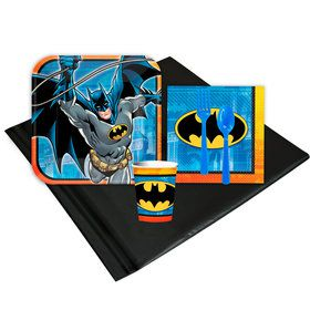 Batman 8 Guest Party Pack