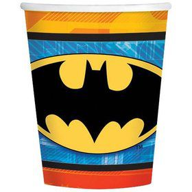 Batman 9oz Cups (8 Pack)