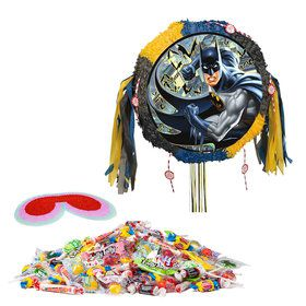 Batman Drum Pinata Kit