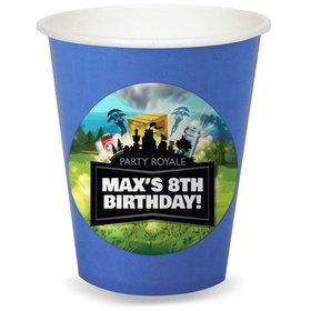 Battlegame Personalized Cups (8)