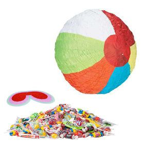Beach Ball Pinata Kit