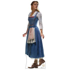 Beauty and the Beast Belle Cardboard Standup
