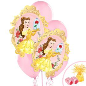 Beauty and the Beast Jumbo Balloon Bouquet