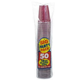 Berry Big Party Pack 16 oz. Plastic Cups
