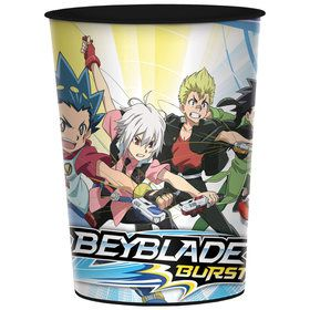 Beyblade Plastic Favor Cup (1)