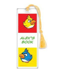 Birds Personalized Bookmark (each)