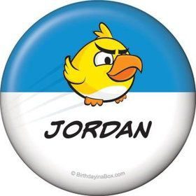 Birds Personalized Button (each)