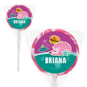 "Birthday Celebration Personalized 2"" Lollipops (20 Pack)"