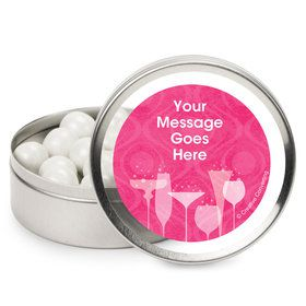 Birthday Fabulous Personalized Mint Tins (12 Pack)