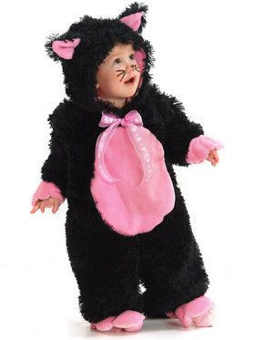 Black Kitty Infant / Toddler Costume Infant