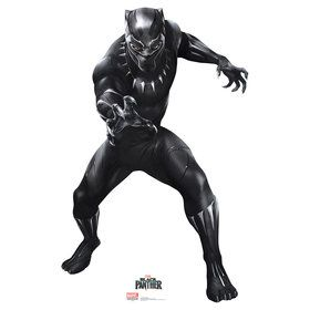 Marvel Black Panther Cardboard Standee