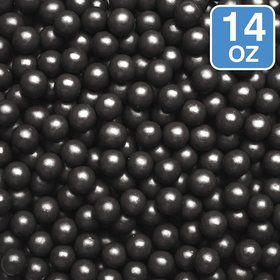 Black Sixlets 14oz (Each)