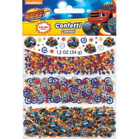 Blaze and the Monster Machines Confetti (1.2oz)