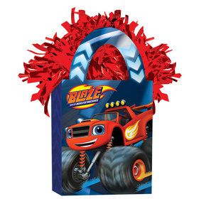 Blaze and the Monster Machines Mini Tote Balloon Weight
