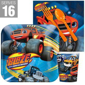 Blaze and the Monster Machines Snack Pack for 16