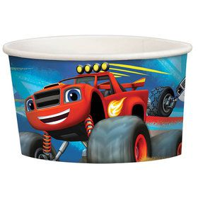 Blaze and the Monster Machines Treat Cups (8 Pack)