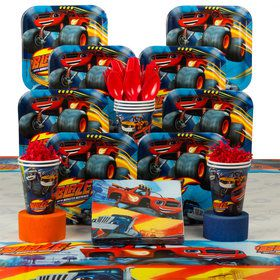 Blaze and the Monster Machines Deluxe Kit( Serves 8)