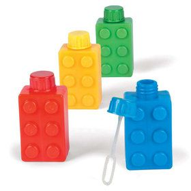 Block Party Bubble Bottles (12 Count)