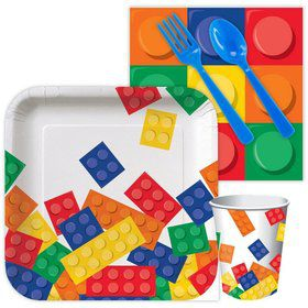 Block Party Snack Pack For 16
