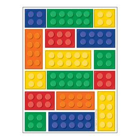 Block Party Stickers (4 Count)