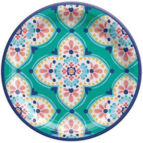 Boho Vibes Lunch Plates (8)