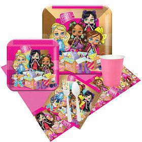 Boxy Girls Party Pack for 8