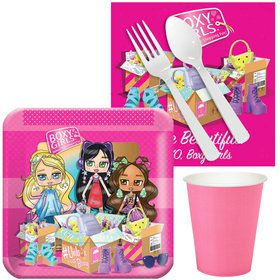 Boxy Girls Snack Pack for 16