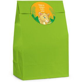 Boy Explorer Personalized Favor Bag (Set Of 12)