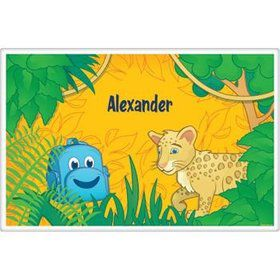 Boy Explorer Personalized Placemat (each)