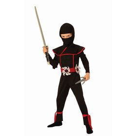 Boys Covert Ninja Costume