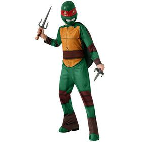 Teenage Mutant Ninja Turtles Child Raphael Costume
