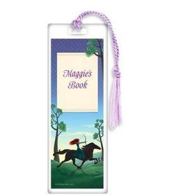 Brave Princess Personalized Bookmark (each)