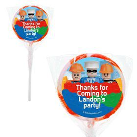 "Bric Tek Personalized 2"" Lollipops (20 Pack)"
