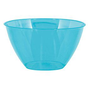 Bright Blue Large Serving Bowl, 24oz
