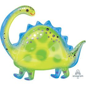 "Brontosaurus Super Shape 32"" Balloon (1)"