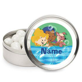 Bubble Friends Personalized Candy Tins (12 Pack)