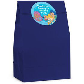 Bubble Friends Personalized Favor Bag (12 Pack)