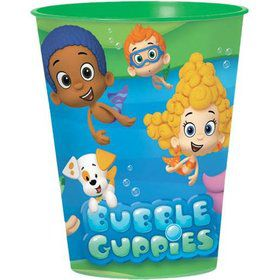 Bubble Guppies Favor Cup 16oz Each