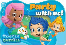 Bubble Guppies Invitations (8 Pack)