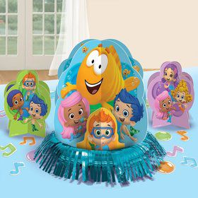 Bubble Guppies Table Decorating Kit (Each)