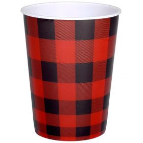 Buffalo Plaid 16 Oz Souvenir Cup(1)