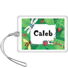 Bugs Personalized Bag Tag (each)