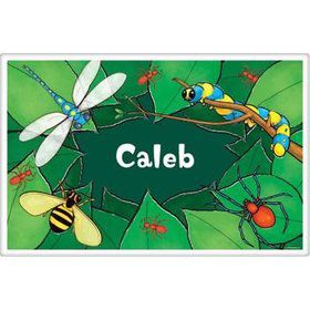 Bugs Personalized Placemat (each)
